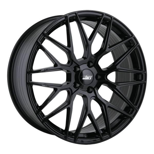 E 3 FF Concave 8,5x19 5x114,3 ET45 Highgloss Black