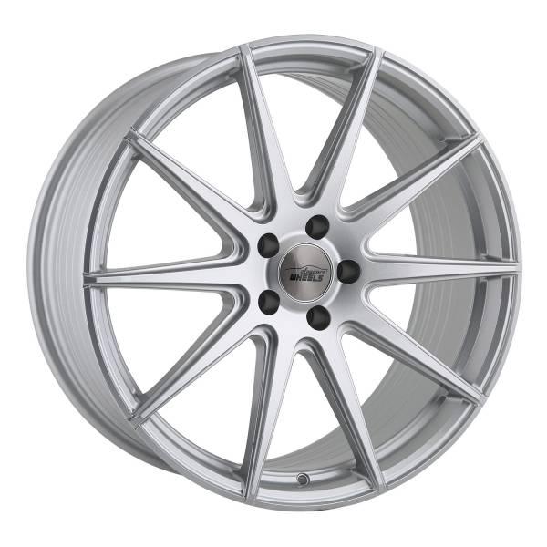 E 1 FF Concave 9,0x21 5x112 ET40 Hyper Silber