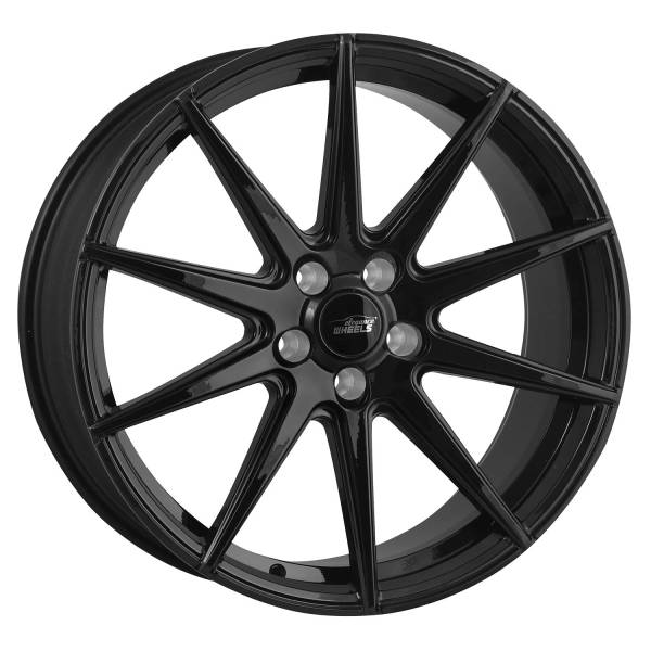 E 1 Concave 9,0x21 5x112 ET40 Highgloss Black
