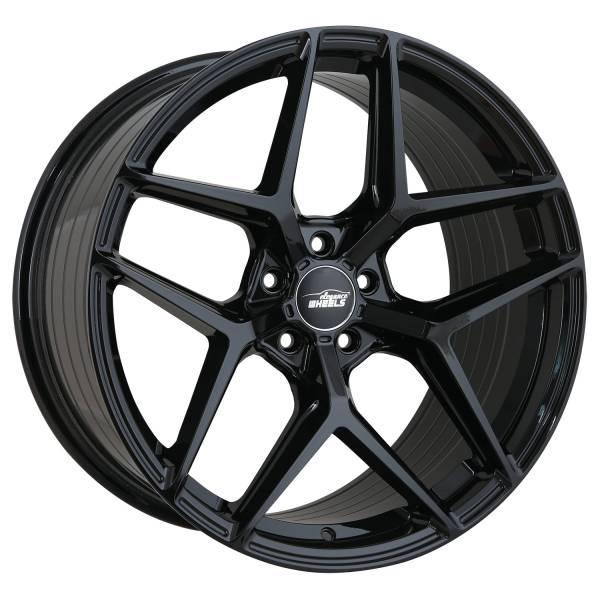 FF 550 Deep Concave 10,0x20 5x112 ET47 Highgloss Black