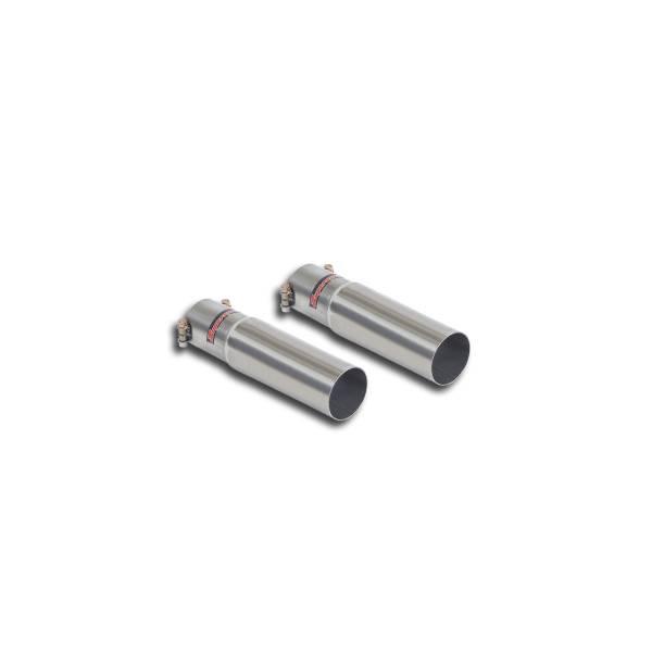 Supersprint Verbindungsrohr kit für Serien Downpipe passend für ALPINA B7 (E24) 3.5 Turbo Coupe (6 c