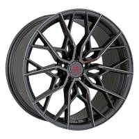 FF 330 Deep Concave 10,0x20 5x112 ET47 Glossy Gunmetal polish