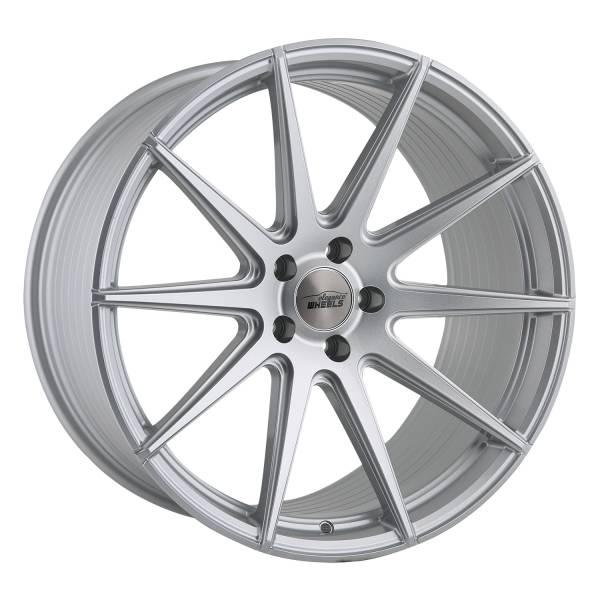 E 1 FF Deep Concave 10,5x20 5x112 ET30 Hyper Silber